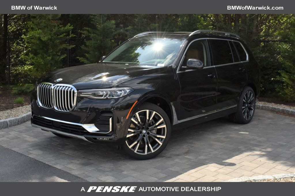 Pre-Owned 2019 BMW X7 xDrive50i Sports Activity Vehicle