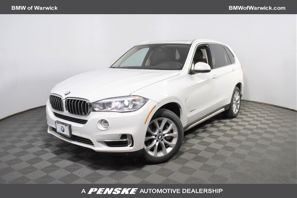 Pre-Owned 2014 BMW X5 xDrive50i