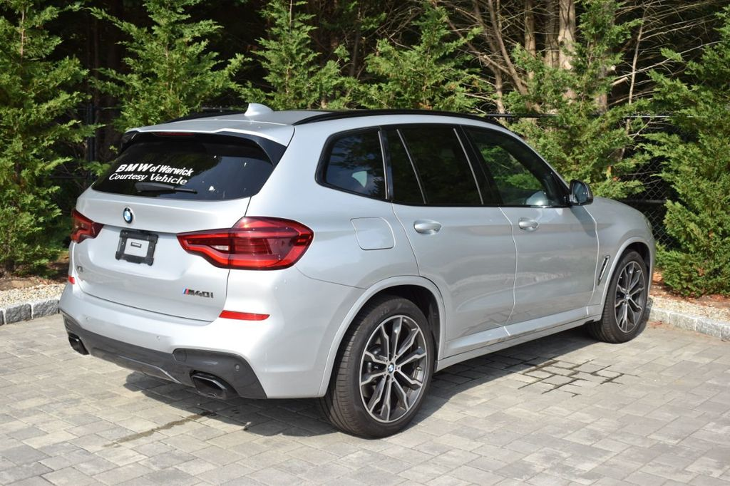 Pre-Owned 2020 BMW X3 M40i Sports Activity Vehicle