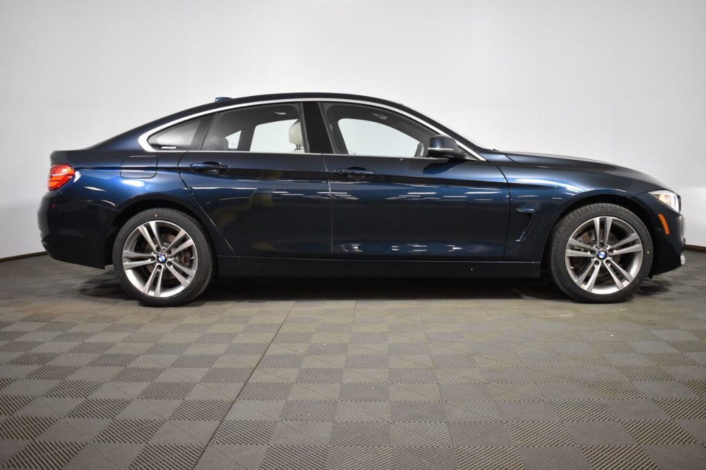 Certified Pre-Owned 2017 BMW 4 Series 430i xDrive Gran Coupe