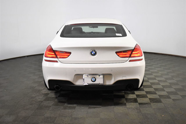 Certified Pre-Owned 2016 BMW 6 Series 640i xDrive Gran Coupe