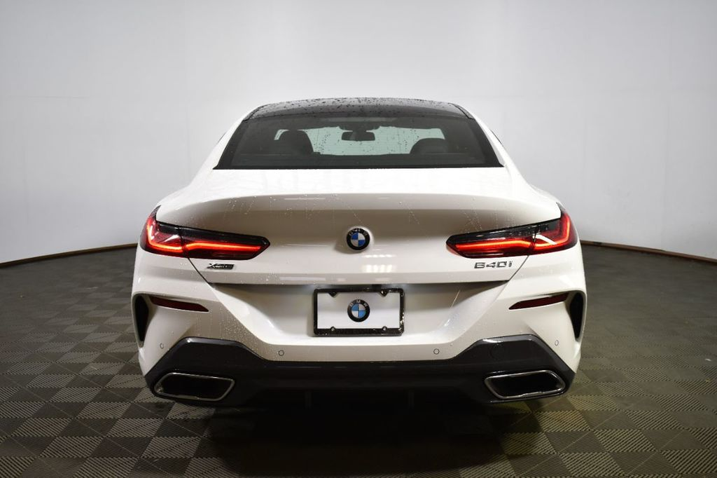 New 2020 BMW 8 Series 840i xDrive Gran