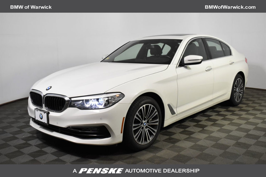 Certified Pre-Owned 2018 BMW 5 Series 530i xDrive