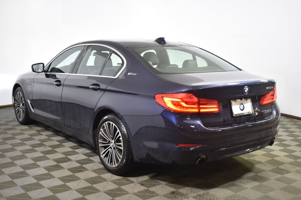 Certified Pre-Owned 2019 BMW 5 Series 530e xDrive iPerformance Plug-In Hybrid