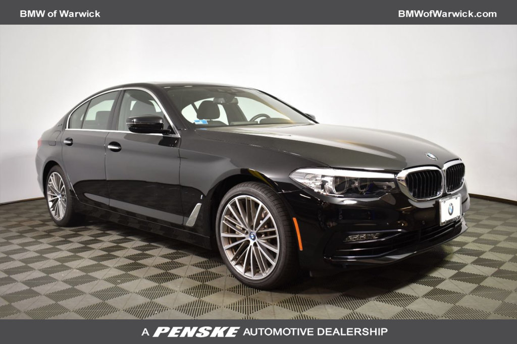 Certified Pre-Owned 2018 BMW 5 Series 530e xDrive iPerformance Plug-In Hybrid