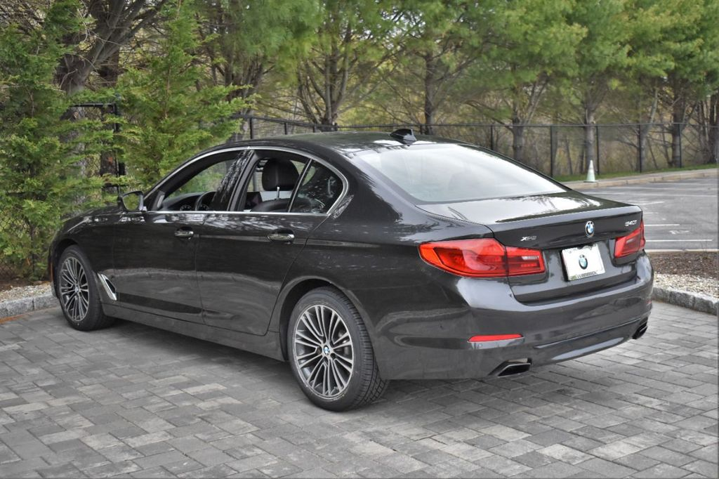 Certified Pre-Owned 2017 BMW 5 Series 540i xDrive