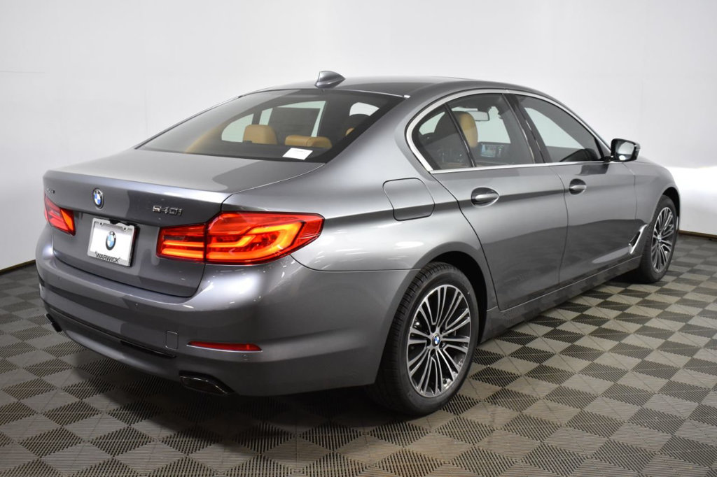 Pre-Owned 2020 BMW 5 Series 540i xDrive
