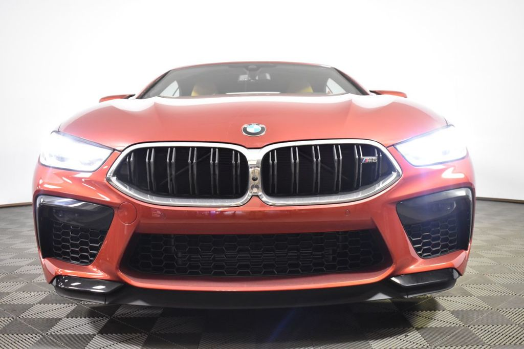 New 2020 BMW M8 CNV 2DR CONV