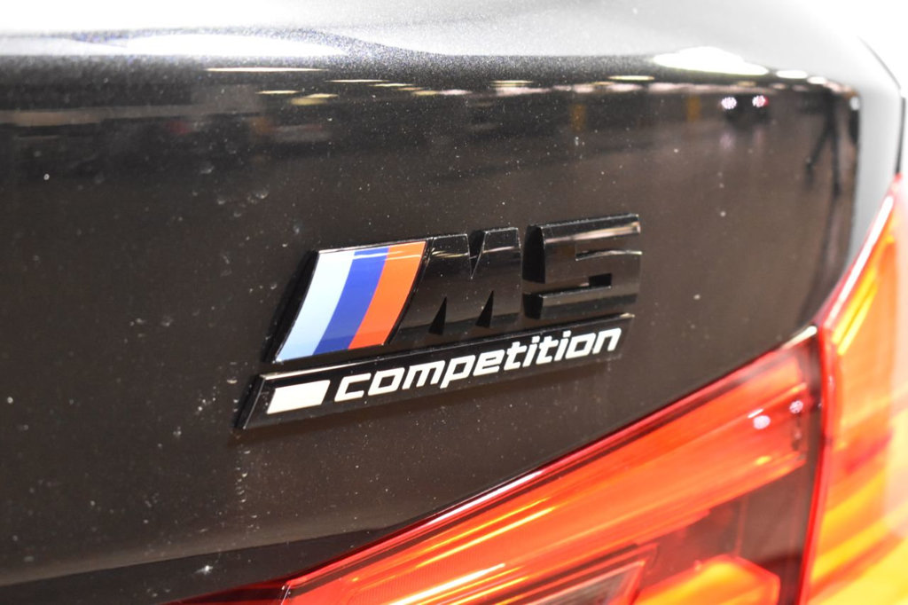 New 2020 BMW M5 Competition