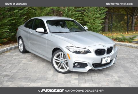 Certified Pre-Owned 2017 BMW 2 Series 230i xDrive