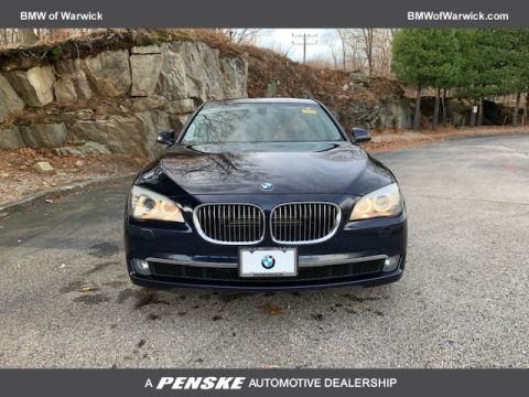 Pre-Owned 2011 BMW 7 Series 750i xDrive
